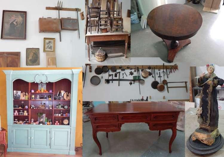 Fieramica legno arte - Mobili restaurati ...